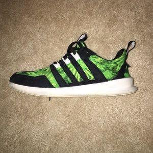 Adidas SL Loop green